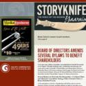 Dec 2012 Jan 2013 Storyknife