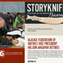 June July 2013 Storyknife