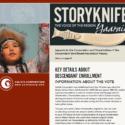 May 2015 Storyknife