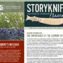 June Storyknife cover