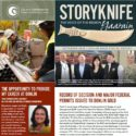 2018 Storyknife September Donlin Issue COVER