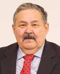 Robert Beans, Calista Board Chair