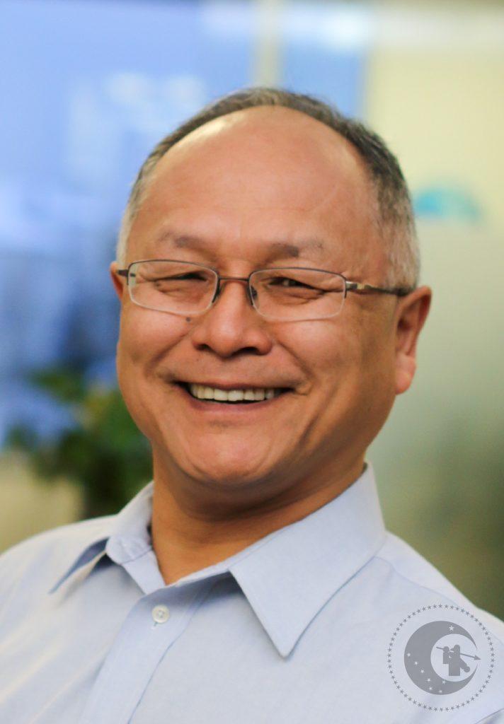 Andrew Guy, Calista Corp. President/CEO