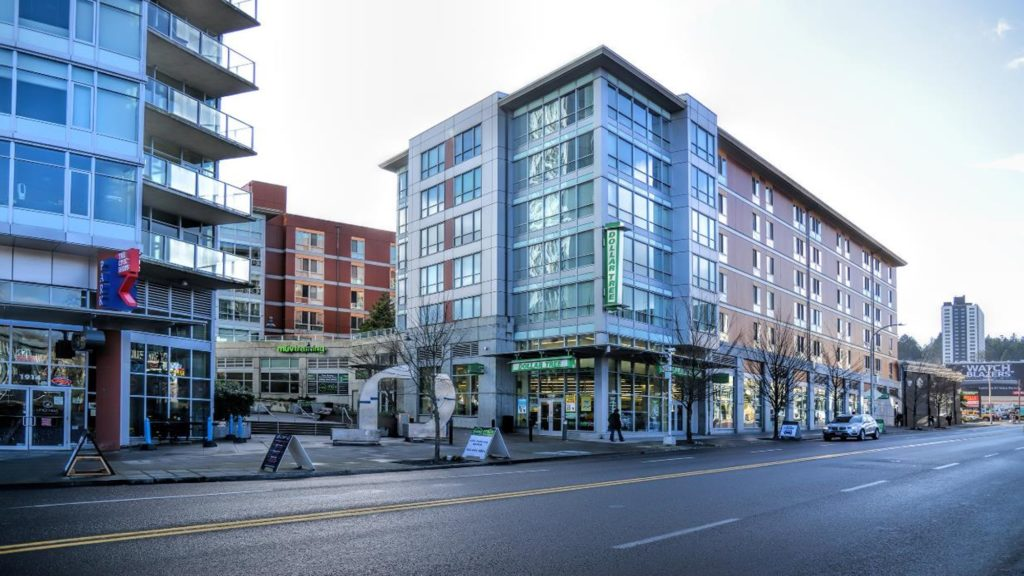 Calista Real Estate owns the retail portion of Civic Retail in Portland, OR.