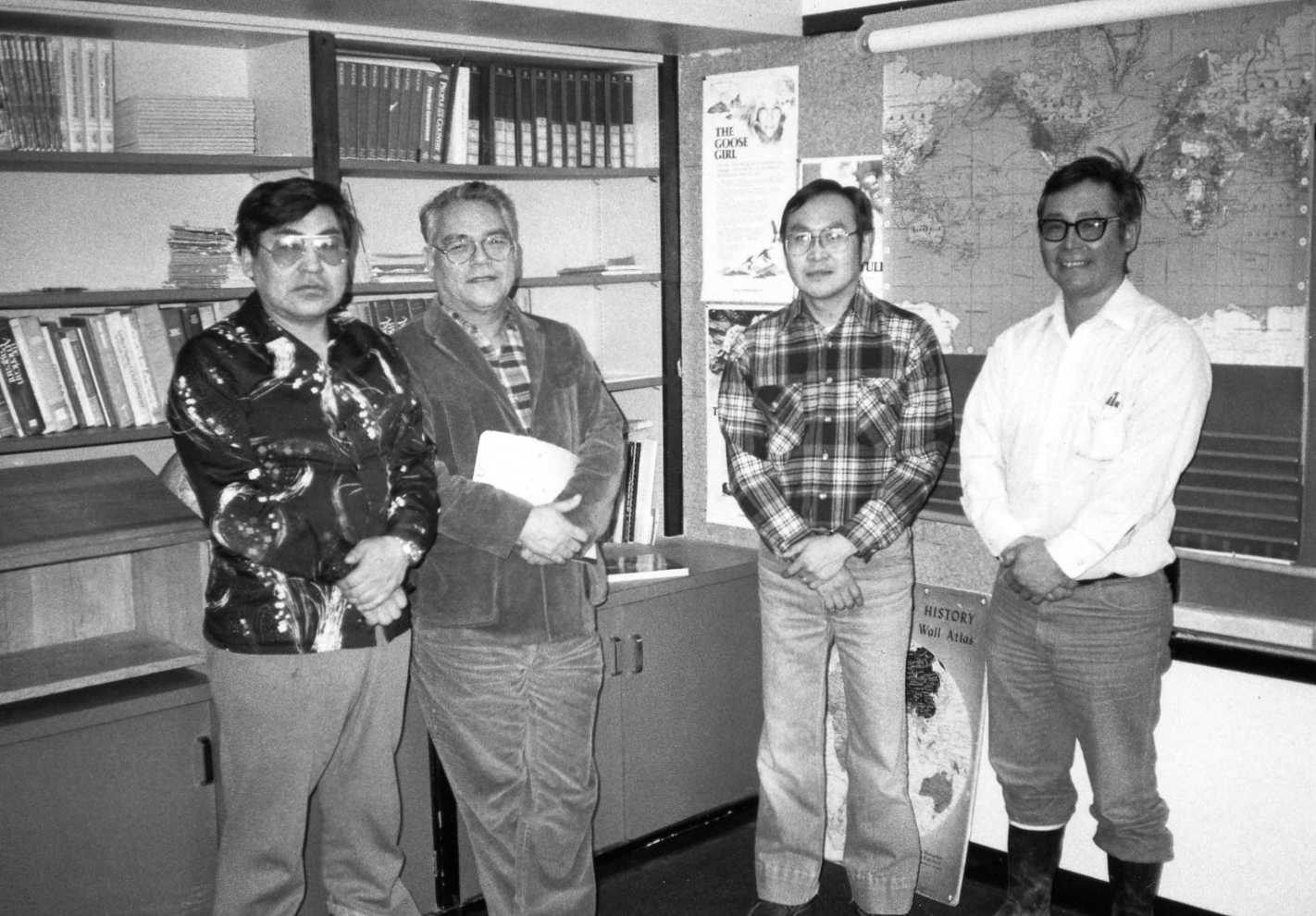 Photo of 1983 Calista board members