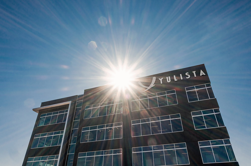 In March 2021, Yulista opened its new, state-of-the-art Yukon Headquarters office building at Redstone Arsenal.