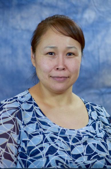 Calista Youth/Educator of the Year: Teresa Paukan (St. Mary's)